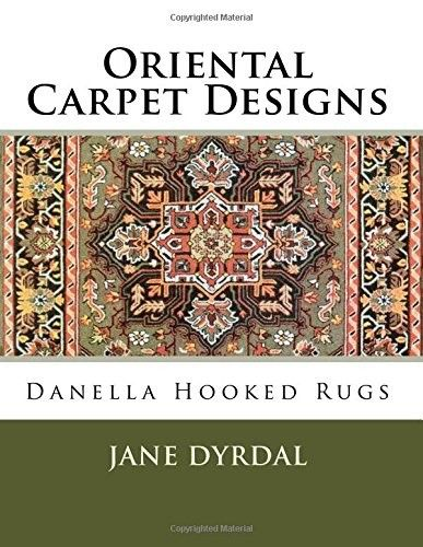 Oriental Carpet Designs by Jane Dyrdal