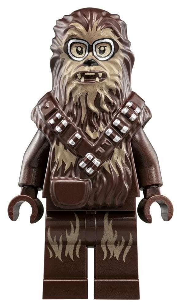 LEGO® STAR WARS™ Minifigure Figure CHEWBACCA from set 75217