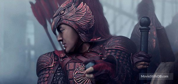 The Great Wall - Publicity still of Kenny Lin