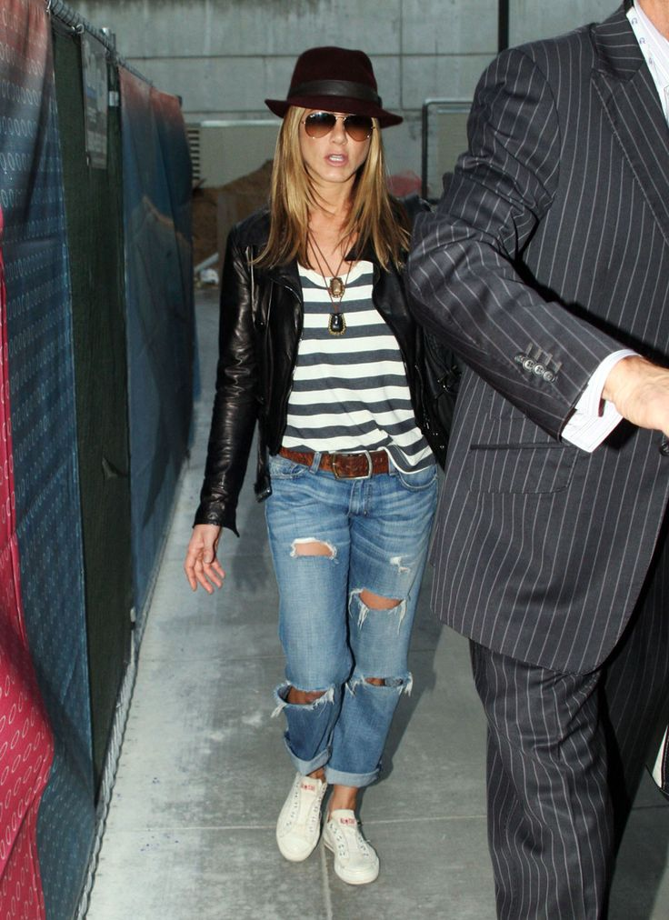 Jennifer Aniston Street Style Was Jennifer Aniston S New
