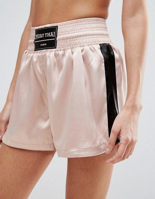 patron couture short boxe