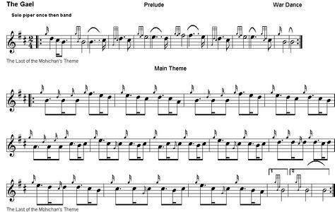 9 best bagpipe sheet music images on Pinterest | Sheet ...
