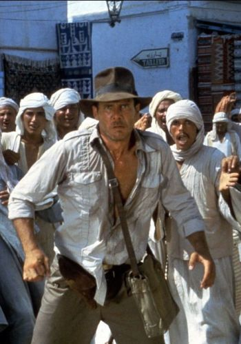 Indiana Jones et la digestion maudite