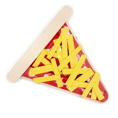 Explore the alphabet with our A to Z Crafts! P is for Pizza and is perfect for teaching your little pizza lovers about the alphabet and letter recognition.