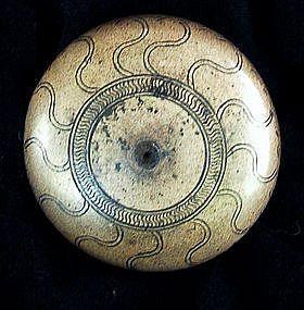 images of opium smoking | Antique Chinese stoneware opium pipe bowl (item #890884)