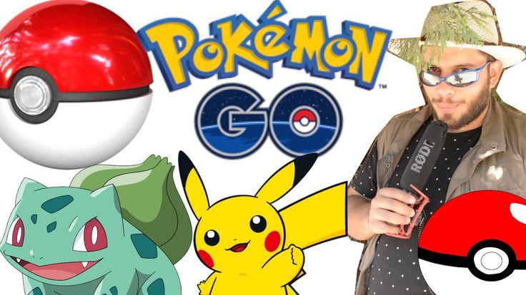 POKEMON GO! - Κυνηγώντας Pokemon στον πραγματικό κόσμο ~ Akiss feat. Mpe...