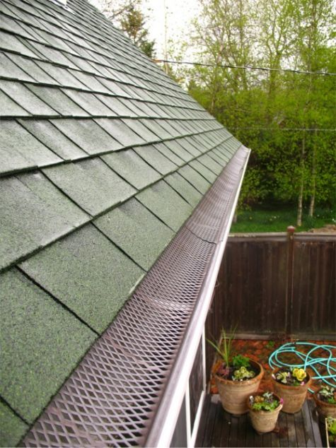 Consumer Reports' evaluation of leaf guards confirm my suspicion, solid gutter caps don't perform as wells as humble gutter screens.