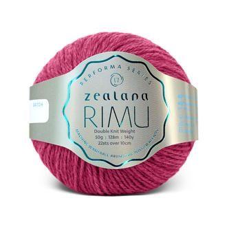 Zealana Rimu DK R11 Powiwi Pink