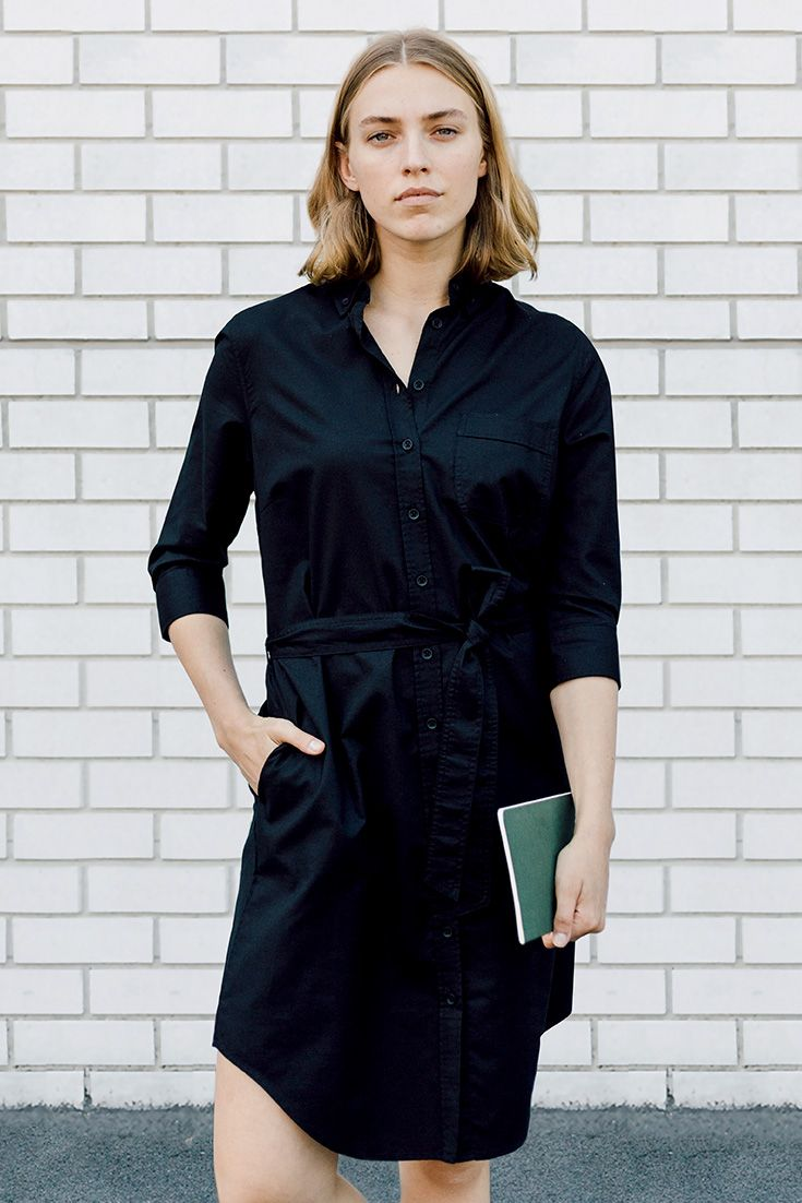 Cargo Crew s Smith Oxford Shirtdress is the ultimate in feminine  sophistication   a perfect workwear allrounder c57a01f7f