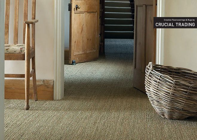 Wall To Seagrass Carpet For The Floor Pinterest