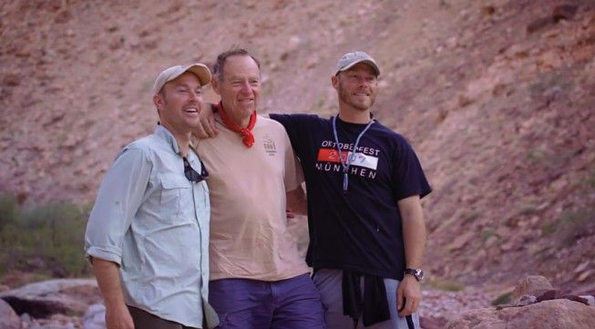 Rafting Pioneer George Wendt: A Story of Family and Conservation