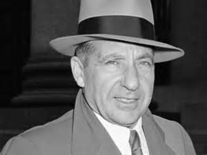 Frank Costello (born Francesco Castiglia; January 26, 1891 - February 18, 1973) was an Italian gangster and crime boss. Costello rose To the top of America's underworld, controlled a vast gambling empire across the United States and enjoyed political influence....I ADDED THIS TO TRY TO PUT THE PIECES TOGETHER HE WAS A BIG TIME MOBSTER HE WAS BOSS IN THE LUCIANO FAMILY THAT BECAME THE GENOVESE FAMILY