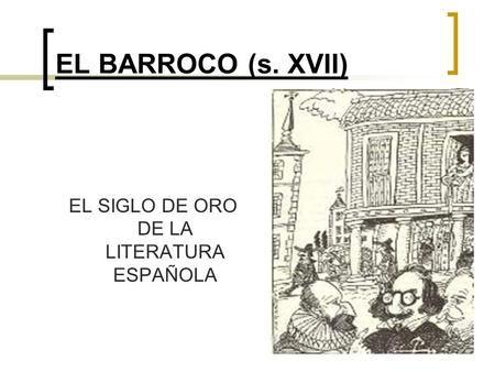 Historia de la literatura española. 2. Siglo de Oro: prosa y ...