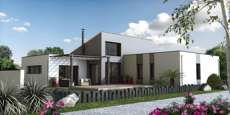 17 best ideas about constructeur maison on pinterest constructeur construc - Constructeur maison contemporaine toulouse ...