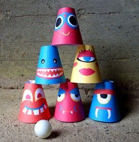Fabriquez un petit chamboule-tout de monstres avec vos enfants grâce à notre tuto facile ! Venez découvrir tous nos autres ateliers DIY sur notre blog ...