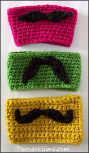 Father's Day Gift Ideas – Steak Rub Recipe and Crochet Mustache!