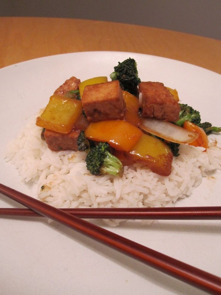 Calories In Kung Pao Tofu Whole Foods