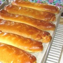 St. Sava Serbian Sisters' Nut Rolls - slice these up & put on tray with other Christmas cookies