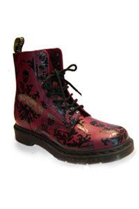 Dr. Martens - 8 eye - Cassidy cherry red