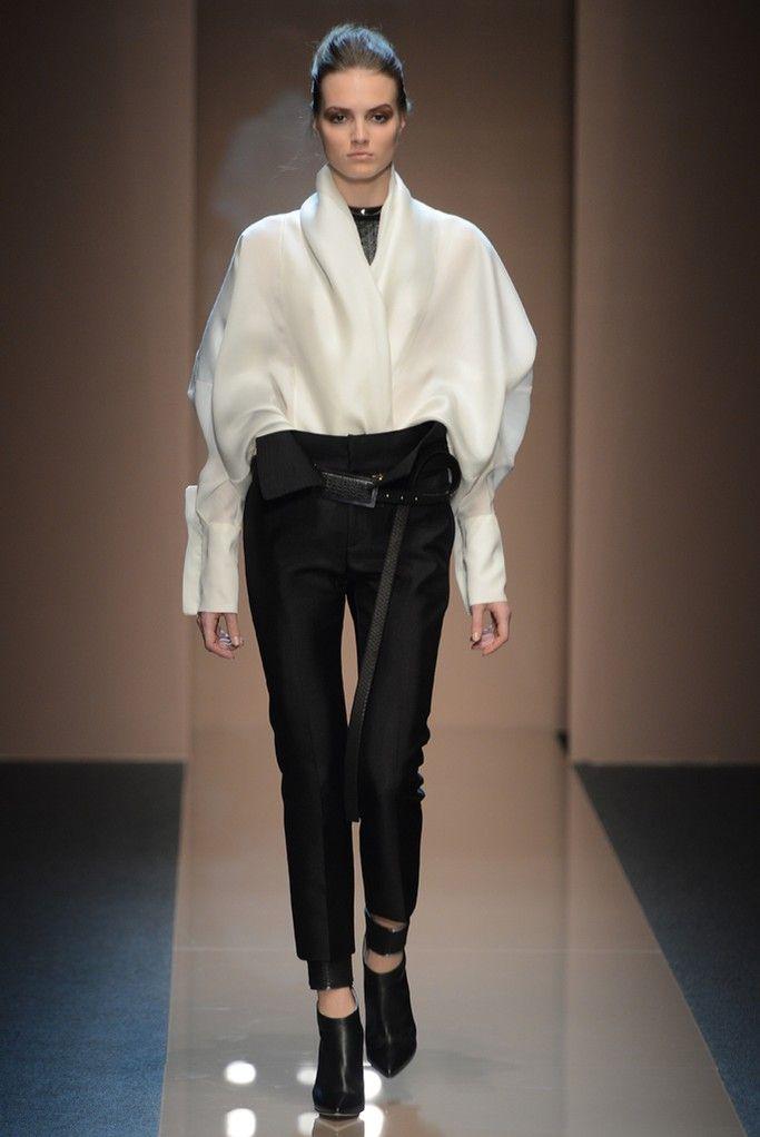 Gianfranco Ferré RTW Fall 2013 - Slideshow - Runway, Fashion Week, Reviews and Slideshows - WWD.com