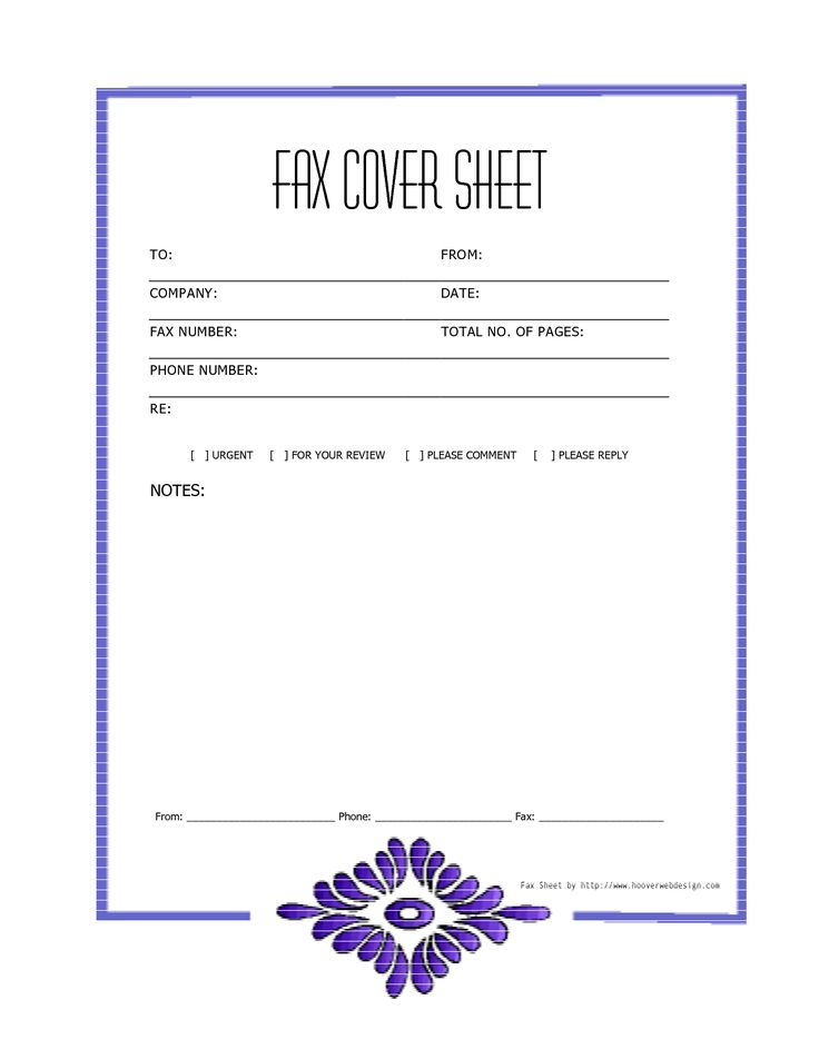 25+ unique Cover sheet template ideas on Pinterest My resume - Fax Cover Sheet Free Template