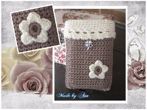 brocant gsm hoesje / accessoires   Handmade-by-ann-with-love.jouwweb.nl
