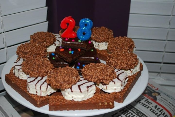 Redneck Birthday Cake Images