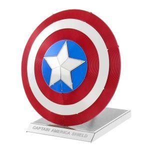 Captain America Shield DIY Metal Earth Model Kit