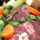 Low Carb Pot Roast - Slow Cooker receipe