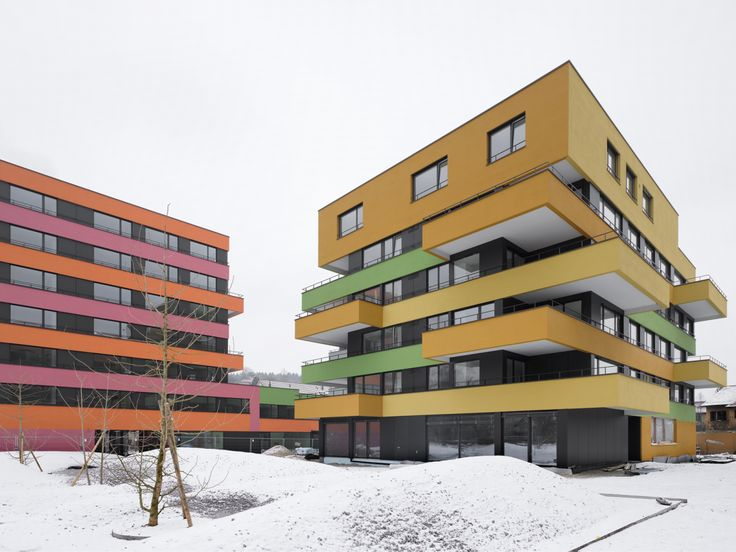 Wohnen Im Brahmsquartier: 1993 Best Images About Social Housing, Residential On