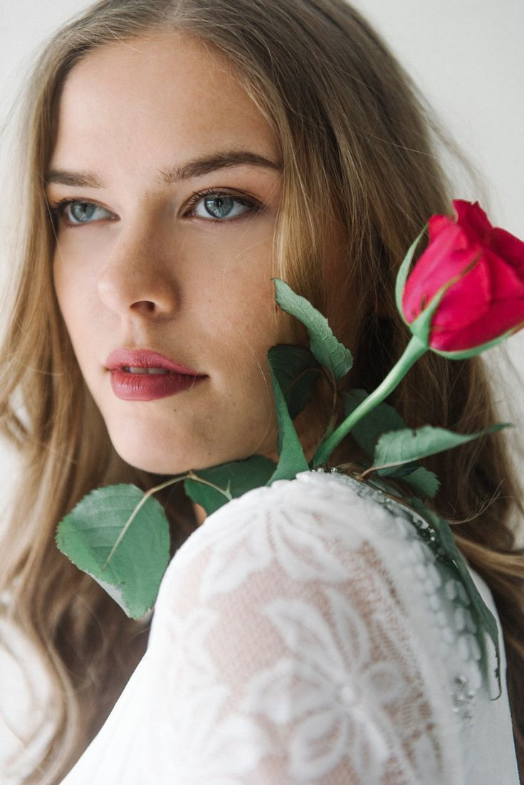 Roses // An Editorial | Forestmodel | Fashion photography ...