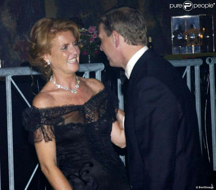 Sarah and Prince Andrew