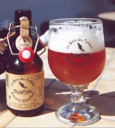 Ellezelloise(Brasserie des Legendes) - Quintine  8,5% pullo
