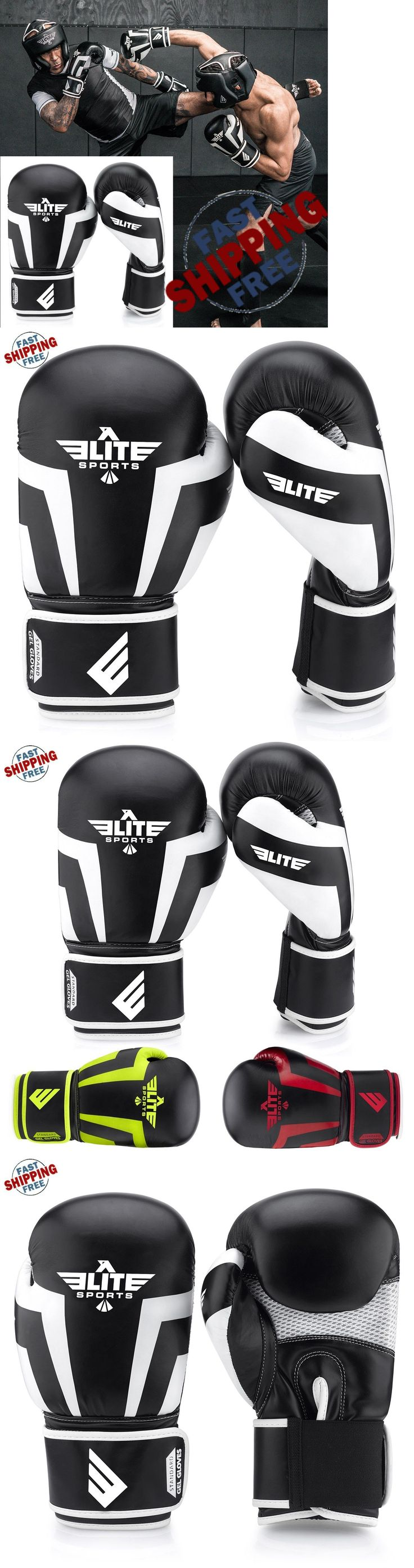 Gloves - Boxing 30102: Quality! Black Leather Boxing Gloves Training Fight Punch Mma Ufc Muay Thai 12Oz -> BUY IT NOW ONLY: $39.99 on eBay!