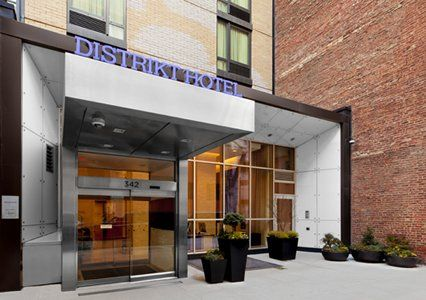 Distrikt Hotel New York City, an Ascend Hotel Collection Member | New York NY Hotels