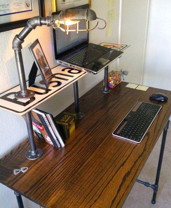 Standing Computer Desk Diy