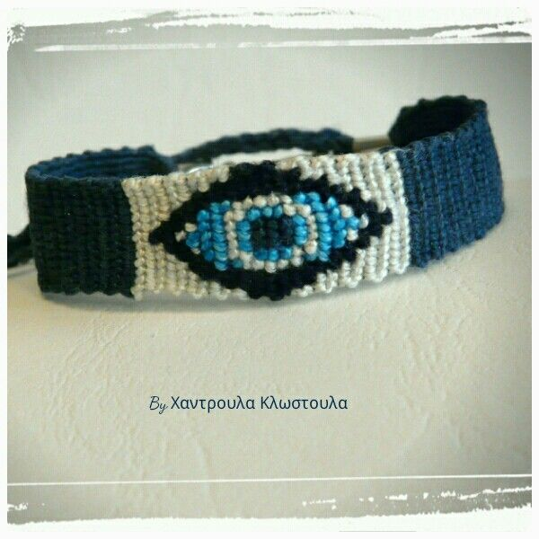 New evil eye by friendshipbracelettherapy®