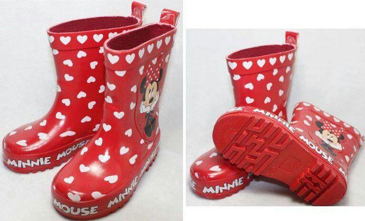 READY STOCK KIDS RAIN BOOTS KODE : RED MINNIE Rainboots Size 26 PRICE : Rp.210.000,- DETAIL SIZE : - Size 26 (insole 16cm)  MATERIAL : Full rubber/karet elastis lentur. Lapisan dalam kain dan sol tambahan sehingga nyaman dipakai tanpa perlu pakai kaos kaki lagi ;)  FOR ORDER : SMS/Whatsapp 087777111986 PIN BB 766A6420 Facebook : Mayorishop  #pusatsepatubootsanak #kidsboots #rainboots #minnieboots #minniemouse #disneyboots #sepatuhujan #bootskaret #bootsimport #bootsantiair #mayorishop #bogor…