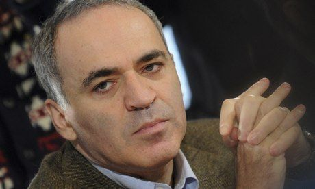 Garry Kasparov seeks Latvian citizenship