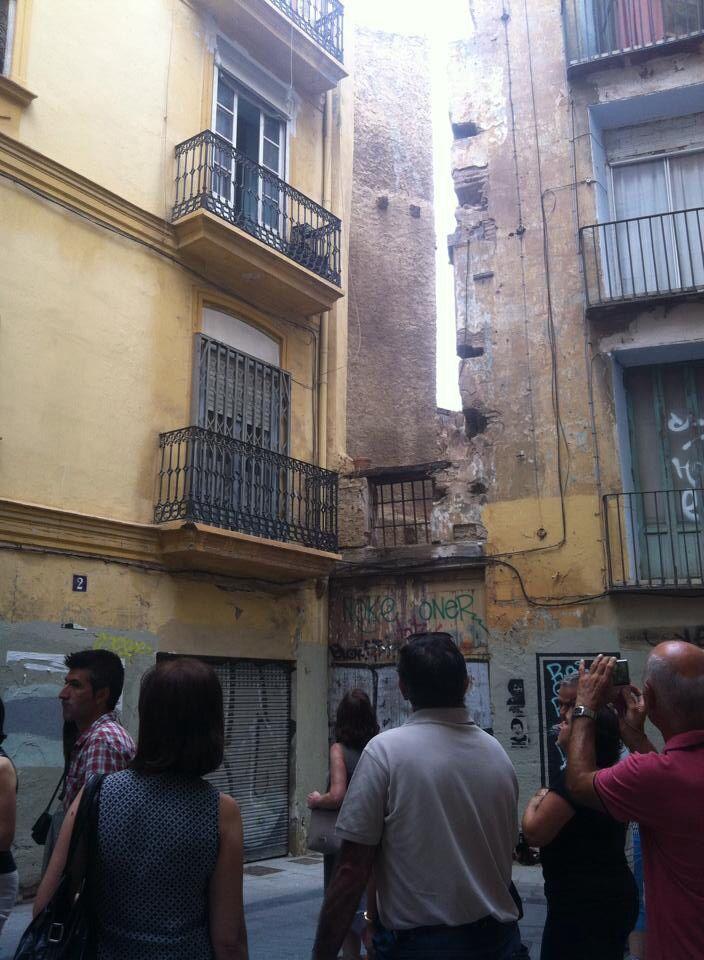 ruta Camins Inèdits. Descubriendo el patrimonio desconocido de #Valencia de #CaminArt #CaminsInèdits