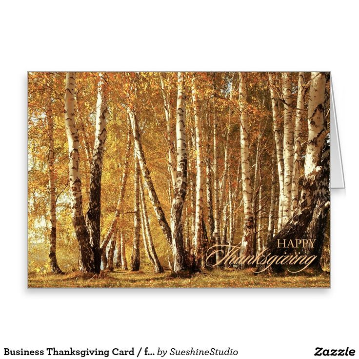 31 best Business/Corporate Thanksgiving Cards and Postcards images ...