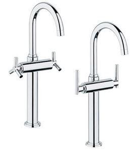 Shop Grohe Atrio Double Handle Vessel Faucets - Build.ca