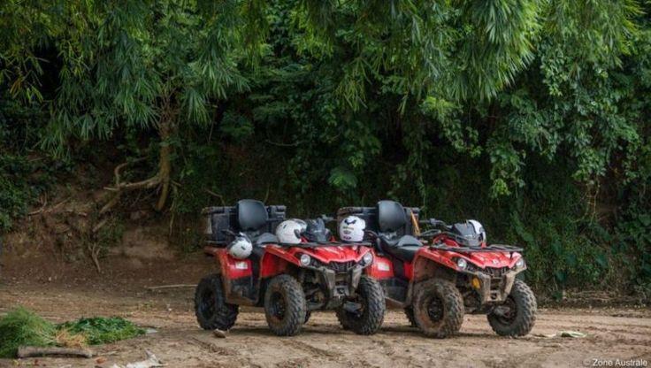 Quad ou moto cross s'il faut choisir entre deux engins tout terrain ?