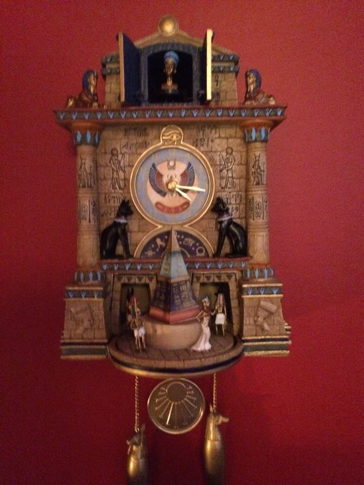Egyptian clock