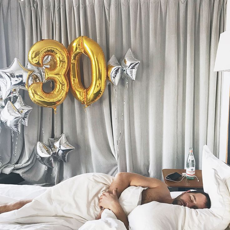 How I Surprised Justin on His 30th Birthday Husband 30th