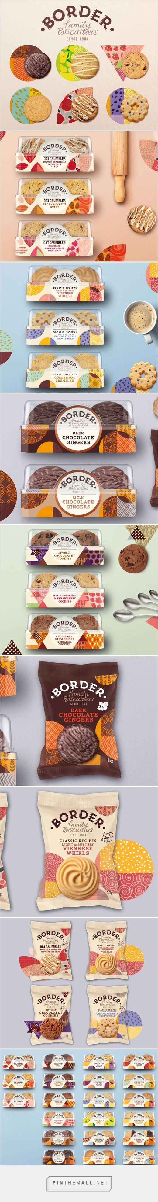 Border Biscuits by Coley Porter Bell