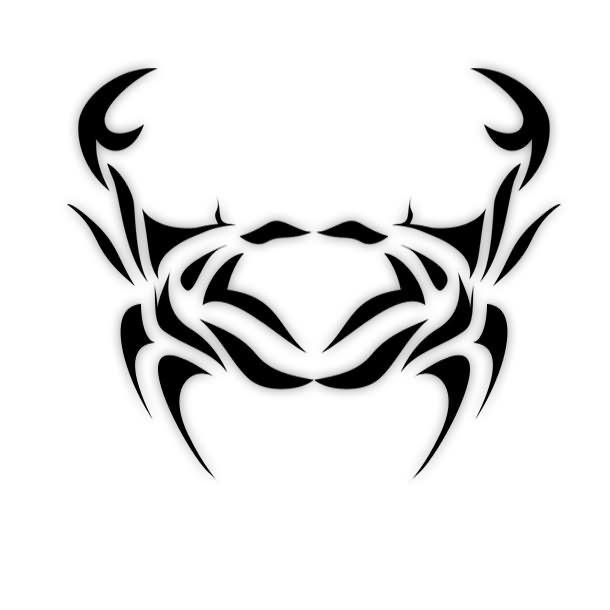 Cancer Tattoo Design