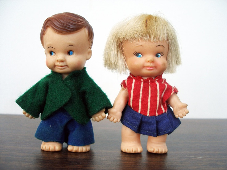 1965 Toys For Boys : Images about peewee dolls on pinterest