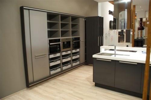Kitchen Bi-Fold Door. why not?