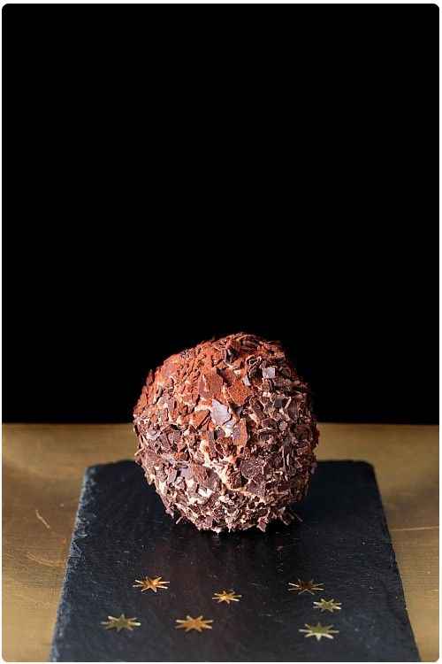 """Boules de chocolat (anciennement """"tête de nègre"""")"""